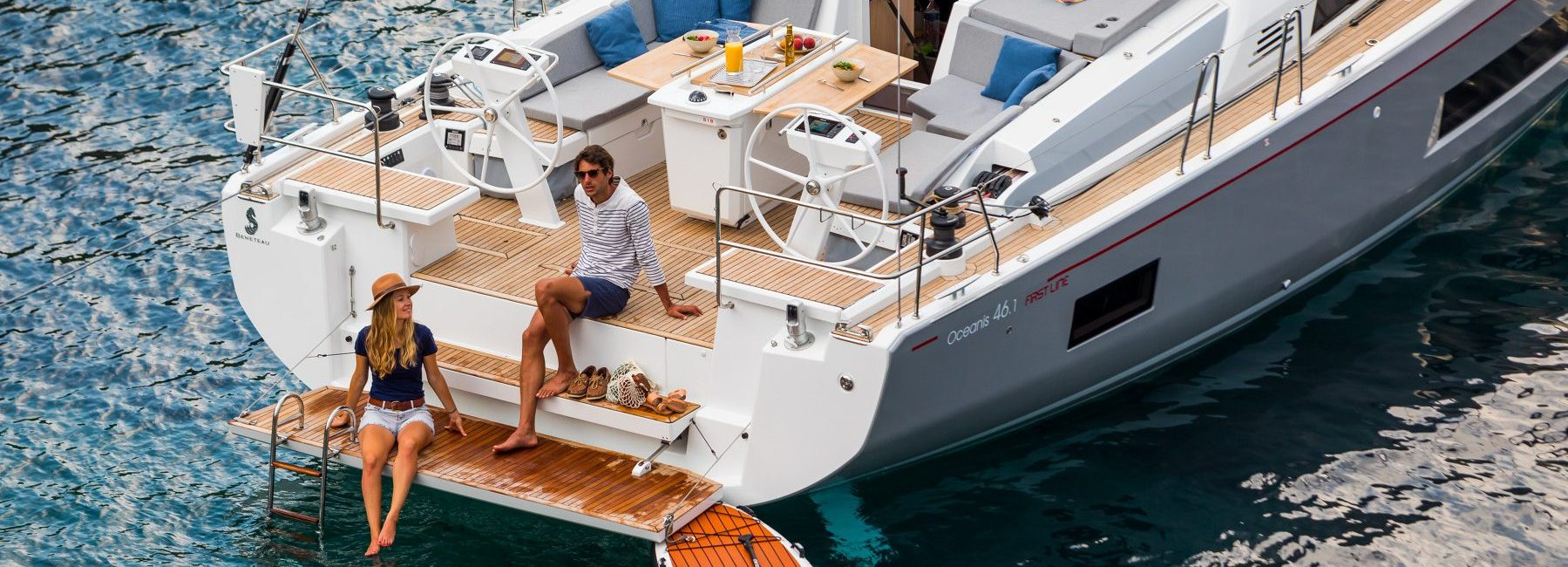 New Beneteau Oceanis 46.1Ph: Guido Cantini / Beneteau